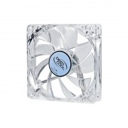 Ventilator Deepcool Xfan 120L/W Clear 120mm LED fan
