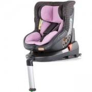 Бебешко столче за кола 0-18 кг. Chipolino ISOFIX Толедо, розово, 350772