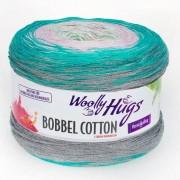 Woolly Hugs Bobbel Cotton von Woolly Hugs, Aqua