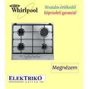 Whirlpool AKR 360/IX beépíthető gázfőzőlap