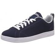 adidas neo Men's Advantage Clean Vs Conavy, Conavy and Clonix Leather Sneakers - 9 UK/India (43.3 EU)