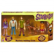 Set 5 figurine 13 cm personaje Scooby Doo Echipa Misterelor