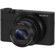 Digitalni fotoaparat Sony DSC-RX100, crni