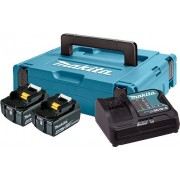 LXT set u koferu Makpac 1,BL1040B x 2kom + DC10SA PUNJAC