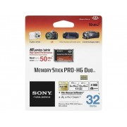 Sony MS PRO Duo-Kort Sony Pro-HG Duo HX 32 GB