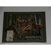Hunt Smarter Not Harder Deer Hunting Jigsaw Puzzle 500 Pieces