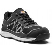 Dickies Phoenix Zapatos de seguridad Gris Blanco 42
