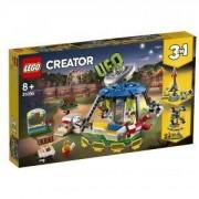Конструктор Лего Криейтър - Въртележка на панаира, LEGO Creator, 31095