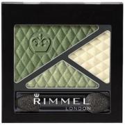 RIMMEL LONDON GLAM' EYES TRIO EYE SHADOW 750 TEMPTING
