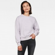 G-star RAW Femmes Sweat Loose Violet