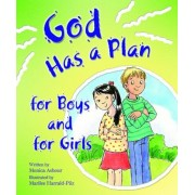 God Has a Plan for Boys and for Girls, Paperback