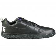 Tenis Deportivos Hombre Nike Court Borough Low Se-Negro