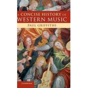 Concise History of Western Music, Hardcover