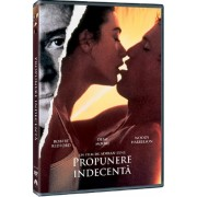 Indecent Proposal:Robert Redford,Demmi Moore,Woody Harrelson - Propunere indecenta (DVD)
