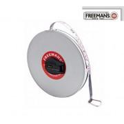 Mérőszalag FREEMANS 50m/9.5mm profi Kód:68651