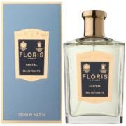 Floris Santal Eau de Toilette para homens 100 ml