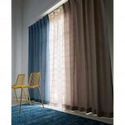 幅100×丈90cm(2枚組)(ツイード調100サイズカーテン)
