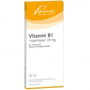 Vitamin B1-Injektopas® 25 mg 10X1 ml Injektionslösung