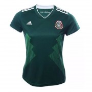 Jersey Oficial Adidas Selección México 2018 Chica Mujer