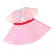C2K Cute Dress Skirt for 18inch American Girl My Life Dolls Clothes Outfit Party Gown Clothing Pink