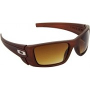 Hrinkar Sports Sunglasses(Brown)