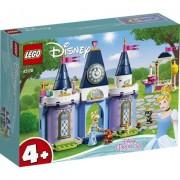 Sarbatorirea Cenusaresei la Castel 43178 LEGO Disney Princess