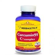 HERBAGETICA CURCUMIN (turmeric) 95 C3 COMPLEX 120 capsule