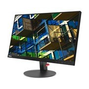 "Lenovo ThinkVision S22e-19 54.6 cm (21.5"") Full HD WLED LCD Monitor - 16:9 - Raven Black"