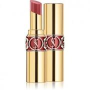 Yves Saint Laurent Rouge Volupté Shine Oil-In-Stick batom hidratante tom 08 Pink in Confidence / Pink Blouson 4 ml