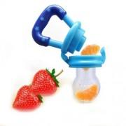 Ecamels® Tétine Bébé Nouveau-Né Sucette Biberon Silicone Nourriture Fresh Food Feeder Fruit Sécurité Taille M