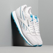 Reebok Classic Leather Mu Procelain/ Cyan/ White