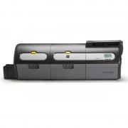 ZXP7 Laminatore USB+ETH. Stampante Zebra a colori su doppio lato. Z74-000C0000EM00