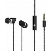 Yison Auricolare Originale Stereo Ergonomico S-20 Jack 3,5mm S-20 Black Per Modelli A Marchio Apple