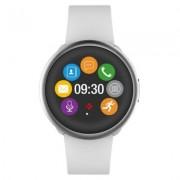 MYKRONOZ Smartwatch ZeRound 2 Srebrno-biały