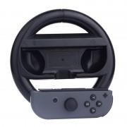 Voor Nintendo schakelen vreugde-Con Controller (niet meegeleverd) ronde Gaming besturing Wheel(Black)