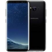 Samsung Galaxy 64GB desbloqueado teléfono-visualización de 6.2in-US versión (Midnight negro) (Renewed), Sólo dispositivo, Galaxy S8, Negro
