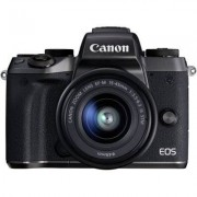 Canon Aparat CANON EOS M5 + Obiektyw 15-45 mm IS STM