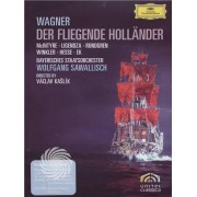 Video Delta Richard Wagner - Der Fliegende Hollander - DVD