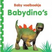 Spiru Baby voelboekje - Babydino's
