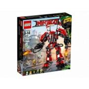 Констр-р LEGO Ninjago Огненный робот Кая