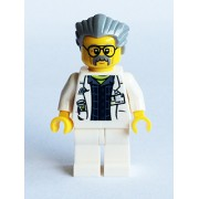 UAGT023 Minifigurina LEGO Ultra Agents - Profesorul Brainstein (UAGT023)