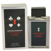 Antonio Banderas The Secret Game Eau De Toilette Spray 3.4 oz / 100.55 mL Men's Fragrances 536828
