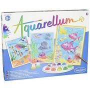 SentoSphere Aquarellum Large - Coral Reefs - Arts and Crafts Watercolor Paint Set