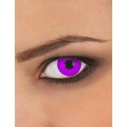 Vegaoo Violette Kontaktlinsen für Erwachsene