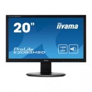 """Iiyama monitor 19,5 Iiyama ProLite E2083HSD-1 - LED monitor"""""""