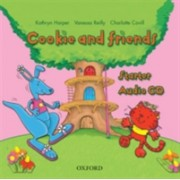 Cookie and Friends Starter(CD-Audio) (9780194070034)