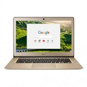 Acer Chromebook 14 CB3-431 - (Intel Celeron N3060, 2 GB RAM, 32 GB eMMC, 14 inch HD-display, Google Chrome OS, Gold)