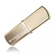 32GB USB Flash Drive, Transcend JetFlash 820, USB 3.0, златиста