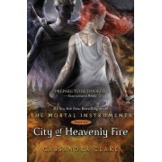 Walker Books City of Heavenly Fire - Fantasy - Paperback - Cassandra Clare