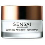 Sensai Silky Bronze Soothing After Sun Repair Mask Maska łagodząca po opalaniu 60ml